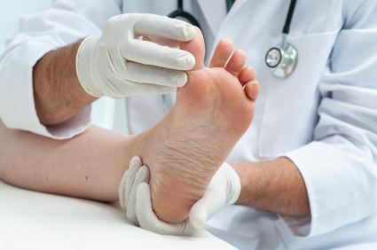 Foot Care Training - School of Podortho Nursing